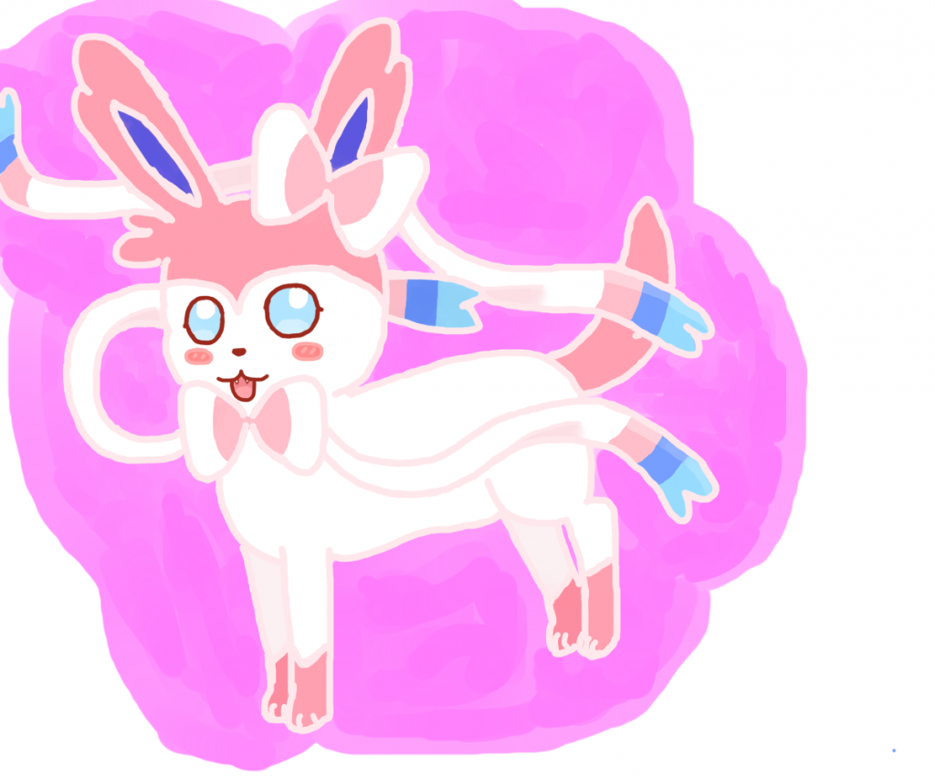 Little sylveon